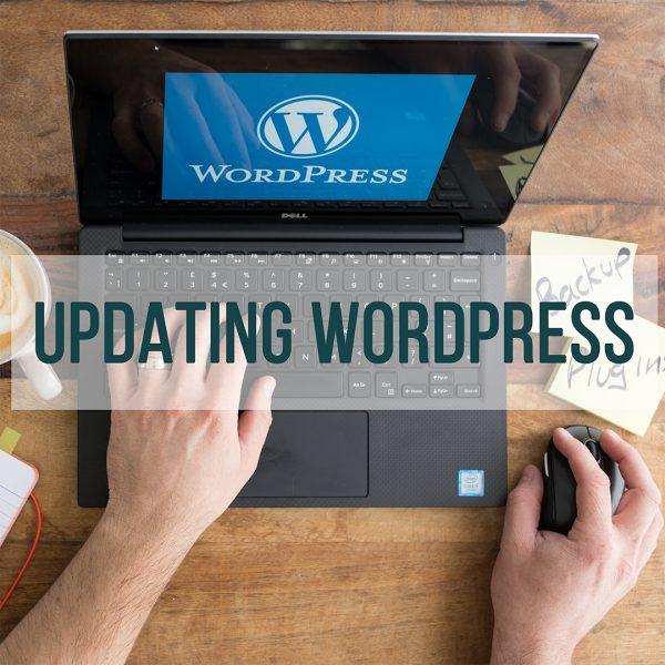 Updating WordPress Square