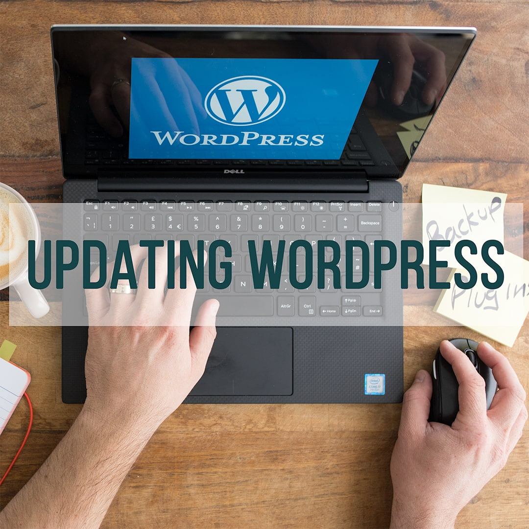 Updating WordPress Square