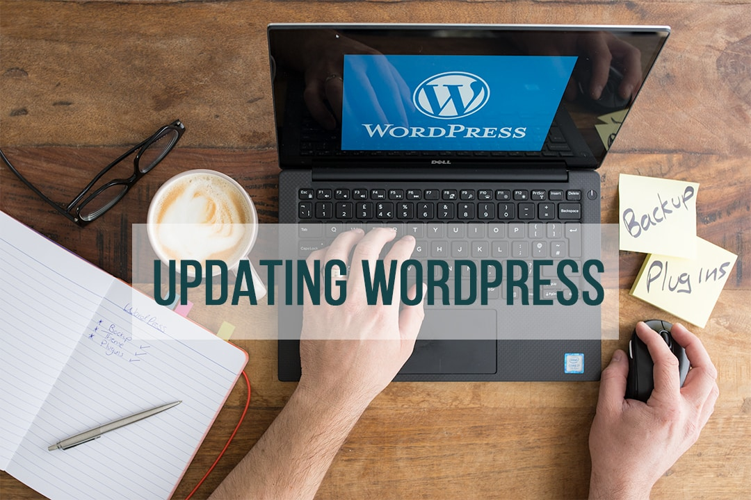 Updating WordPress Landscape