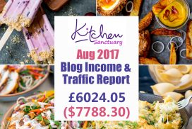 August 2017 income and Traffic Report Square